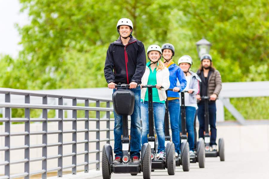 Segway Rental Software